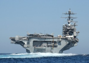 USS Theodore Roosevelt