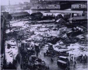 Boston Molasses Disaster Aftermath