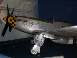 "P-51 Mustang ""Willit Run?"""