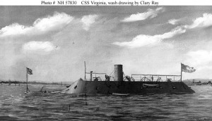 CSS Virginia