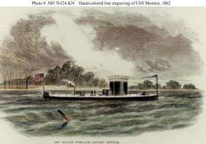 USS Monitor