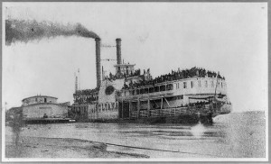 SS Sultana on April 26, 1865
